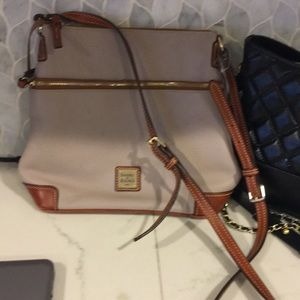 Dooney and brourke crossbody
